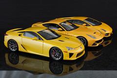 6U8A3367 (Alex_sz1996) Tags: autoart 118 lexus lfa hot wheels elite ferrari f12 berlinetta lamborghini gallardo lp5604