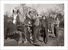 Fashion 0049-31 (Steve Given) Tags: socialhistory family history fashion horse cart farm clogs