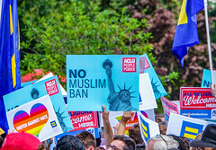2018.06.26 Muslim Ban Decision Day, Supreme Court, Washington, DC USA 04037