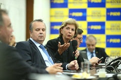 12/06/18 - Reunião da Bancada do PSDB na Câmara