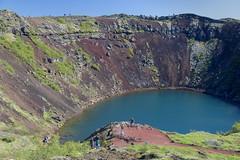 Kerið Crater (dfalkner) Tags: iceland kerið crater