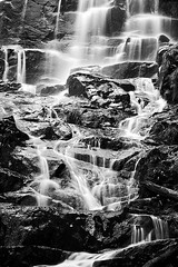 Waterfall (leonlee28) Tags: longexposure water waterfall rock hill blackwhite bw blackandwhite blackandwhitephotography monotone monochromatic monochrome black white relax life waterflow nature naturallighting photography sonymirrorless sonya7ii leonlee leonlee28 sonyfe2870mm sel2870