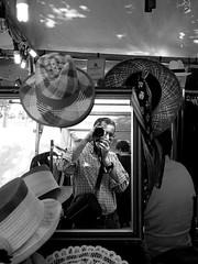 Self in Berlin (Franco & Lia) Tags: street fotografiadistrada photographiederue berlin berlino deutschland germany germania streetmarket antikundbuchmarkt bodemuseum biancoenero blackwhite schwarzundweiss noiretblanc selfportrait autoritratto