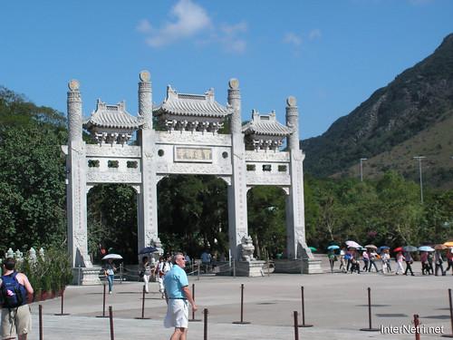 Великий Будда Гонконг Hongkong InterNetri 0251