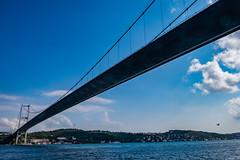 CKER7419 (Kemal Riza) Tags: bridge bosphorus istanbul sea sky turkey turquie turchia türkei türkiye mer ciel eau