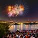 Canada Day Fireworks 2018