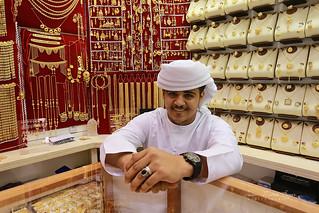 Souk de l'or - Dubaï