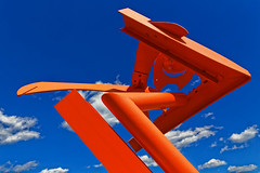 _MG_0790_DxO (carrolldeweese) Tags: public art sculpture birmingham mi michigan