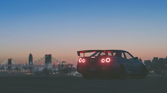 New York Skyline (CHRISinSESSION) Tags: 4k games game screenshots screenshot gamescreenshots gamescreens digital art realism beautiful virtualphotography videogames screencapture societyofvirtualphotographers sunset thecrew thecrew2 crew 2 nissan skyline gtr