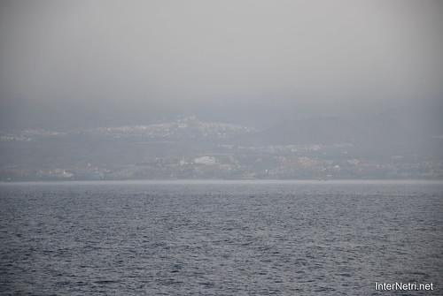 Паромом Фред Ольсен з Тенеріфе на Гомеру, Канарські острови  InterNetri  0981