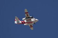 S2F-3AT Tracker 152345 N445DF CDF-80 (JimLeslie33) Tags: 152345 grumman marsh aviation s2 s2g s2t s2f s2f3at turbo cdf cdf80 tanker 80 tracker usn naval canon 7d ii calfire