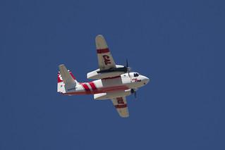 S2F-3AT Tracker 152345 N445DF CDF-80