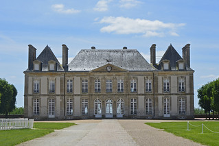 2018.06.21.001 HARAS du PIN - Le château (In Explore le 12/07/2018)