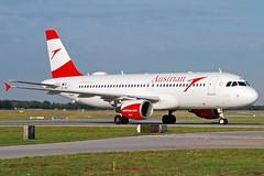 Austrian Airbus A320 OE-LBW (gooneybird29) Tags: flugzeug flughafen aircraft airport airplane airline muc austrianairlines austrian airbus a320 oelbw