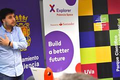 Explorer_Palencia_ManuelRodríguez (Parque Científico UVa) Tags: explorer explorerbyx palencia valladolid silicon valley explorers emprendedores emprendimiento