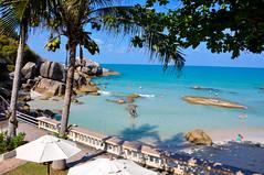 Crystal bay - Koh Samui (Valdy71) Tags: ko samui thailand thailandia travel valdy nikon viaggi island color sea seascape bay crystal water