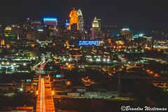 Cincinnati (Brandon Westerman WNP) Tags: cincinnati ohio downtown night photography city cityscape landscape longexposure