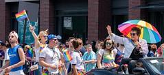 Billie Jean King (vpickering) Tags: newyorkcity pride billiejeanking themarch 2018 billiejean king ny nyc newyork pridemarch
