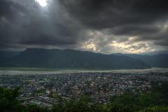 Phuentsholing (Debatra) Tags: phuentsholing bhutan torsha himalaya hills mountain river riverbank city cityscape d3300 nikon nikkor 1855 1855mm highdynamicrange hdr drama skyporn sky