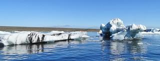 Laguna Jokulsarlon en el glaciar Vatnajokull  Islandia 28