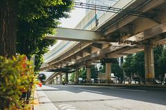 Literal Highway (benjaminbkuehne) Tags: chiyodaku tōkyōto japan jp tokyo chiyoda minato torii shrine temple city asia fuji fujifilm x100 x100f travel