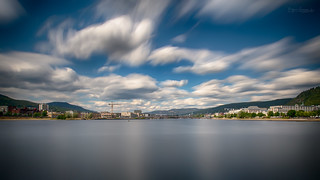 Drammen by day I