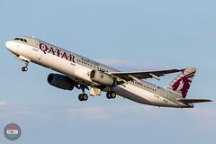 Qatar Airways A321 (ferenckobli) Tags: airplane aircraft airliner airport aviation airbus air a321 tamron