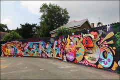 Skot / Ceres / Sleep (Alex Ellison) Tags: cardiff wales uk urban graffiti graff boobs ncf skot ceres gsd yrp sleep