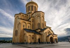 Tbilisi St. Trinity Cathedral (aliffc3) Tags: tbilisisttrinitycathedral georgia tbilisi nikond750 architecture nikon20f18g