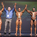 MENS BODYBUILDING LIGHT HEAVYWEIGHT - 2 JOHN MORRIS 1 ANDREW DOVE 3 BRUNO RODRIGEOUS