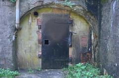 Fort Hancock 25 (rchrdcnnnghm) Tags: abandoned fort forthancock usarmy coastaldefenseartillery gatewaynationalrecreationarea nps newjersey casement bunker mortarpit mortar ruin rustyandcrusty