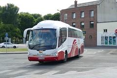 SP 15 Limerick, 30/06/18 (Csalem's Lot) Tags: limerick bus buseireann scania irizar sp15 sp 51