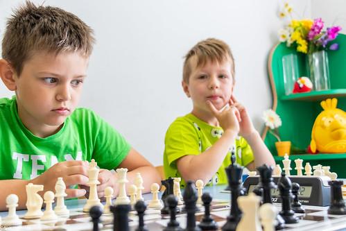VIII Turniej Szachowy o Mistrzostwo Przedszkola Wesoła Piątka (6 of 78)