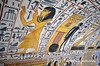 Nebenmaat and his soul Sheut (konde) Tags: 19thdynasty newkingdom soul sheut tt219 tomb thebes luxor deirelmedina ancientegypt hieroglyphs art hauta muinainen sielu hieroglyfejä