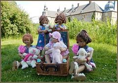 Kindergartenkinder ... (Kindergartenkinder 2018) Tags: kindergartenkinder annette himstedt dolls milina annemoni tivi sanrike bebé