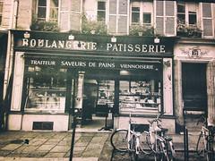 Boulangerie - Patisserie .. (Dare2drm) Tags: édifice boulangerie patisserie traiteur saveursdepain viennoiserie bread caterer djfotos bakery analogefexpro
