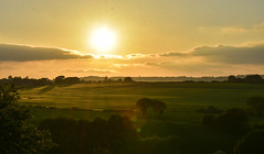 Sunset (littlestschnauzer) Tags: spring sunset 2018 uk yorkshire west emley fields rural countryside farmland