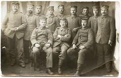 . (Kaïopai°) Tags: male uniform soldat vintage portrait portraiture wwi ww1 wk1 weltkrieg