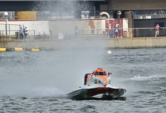 F1H2O Powerboat Qualifying (5) @ Royal Victoria Dock 15-06-18 (AJBC_1) Tags: customhouse newham londonboroughofnewham eastlondon london england unitedkingdom greatbritain uk gb 2018grandprixoflondon f1h2ouimworldchampionship f1h2olondon powerboat f1powerboat powerboatracing sport speedonwater racing singleseaterinshorecircuitpowerboatracing ajbc1 ©ajc dlrblog royaldocks londonsroyaldocks royalvictoriadock rvd londonexcelcentre excelexhibitioncentre excel nikond5300 freepractice driver50 maritstromoy emiratesracing
