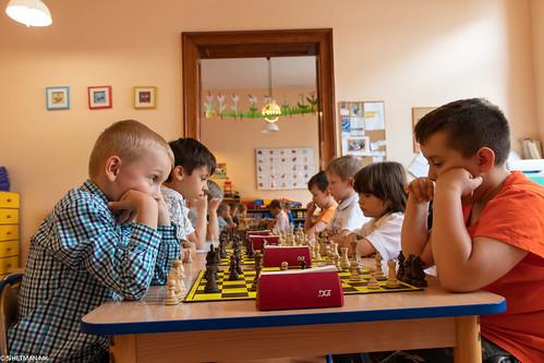 VIII Turniej Szachowy Przedszkolaków o Mistrzostwo Świdnicy-64