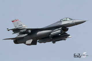 90-0829 United States Air Force General Dynamics F-16CM Fighting Falcon