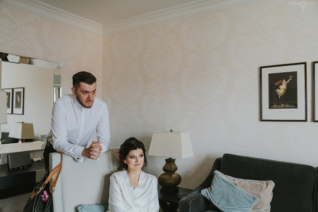 061 - ZAPAROWANA - Kameralny ślub z weselem w Bistro Warszawa