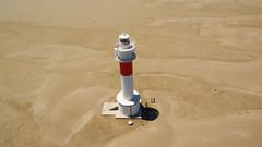 Fangar Lighthouse (Santini1972) Tags: tarragona drone fangar delta ebro catalonia phantom sand faro lighthouse