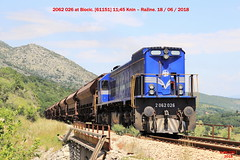 2018_06_048 (HK 075) Tags: željeznica hk hz havatska croatia class railway diesel yugoslavia 2132 1141 1142 2041 2044 2062 2063 locomotive