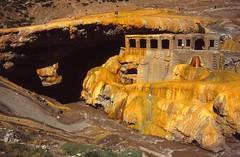 Puente del Inca (mnovela2293) Tags: puentedelinca mendozaargentina cordillera andes aguastermales sulfurosascálcicas bicarbonatadas alcalinascloruro de sodioriocuevas