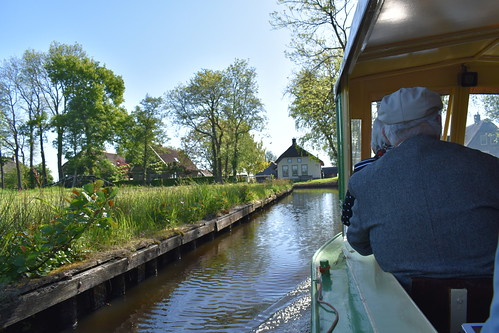 Dutch Waterways, May 2018