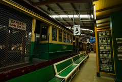 DSC00281 (Damir Govorcin Photography) Tags: trams railway history sydney tramway museum wide angle indoors zeiss 1635mm sony a7rii