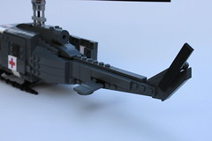 UH-1B (tyfighter07) Tags: lego vietnam huey uh1b med medicalevacuation medical evac us usa custom helicopter heli copter chopper update updated iroquois air army american america war wars bell boeing bellboeing tyfighter02