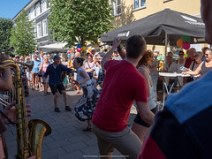 Riverboat Jazz Festival 2018 (Appaz Photography☯) Tags: events appazphotography musik music rvb18 riverboatjazzfestival denmark jylland silkeborg people music2018 ohnojazzband2018 performance musikere livemusic koncert