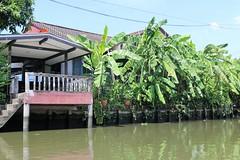 """Bangkok: Modern Khlong House (Ali Bentley) Tags: bangkok thailand southeastasia klong khlong """"longtail boat"""" house"""